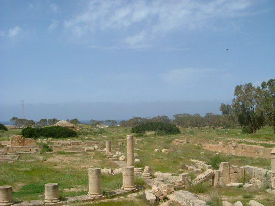 Leptis Magna (photo©firuzeh)
