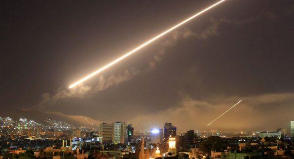 I cieli in Siria