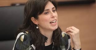 Tzipi Hotovely, vice ministro degli Esteri di Israele