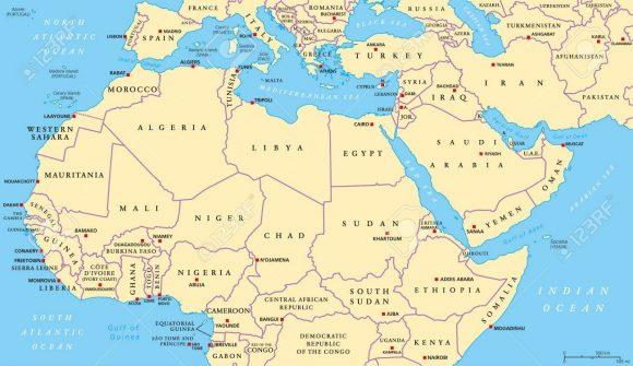 Cartina Africa Con Stati E Capitali.La Resilienza Dei Gruppi Jihadisti In Nord Africa