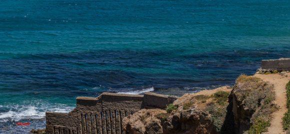 Il mare alle Grotte d'Ercole (ph©firuzeh)