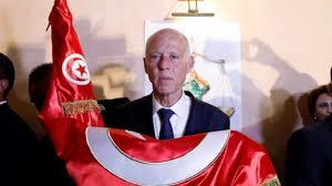 Kais Saied, Presidente della Tunisia