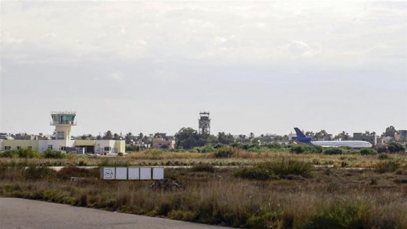 L'aeroporto di Tripoli