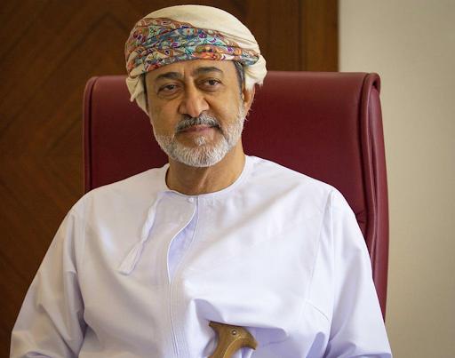 Il nuovo sultano dell'Oman, Haitiana Bin Tari bel Said